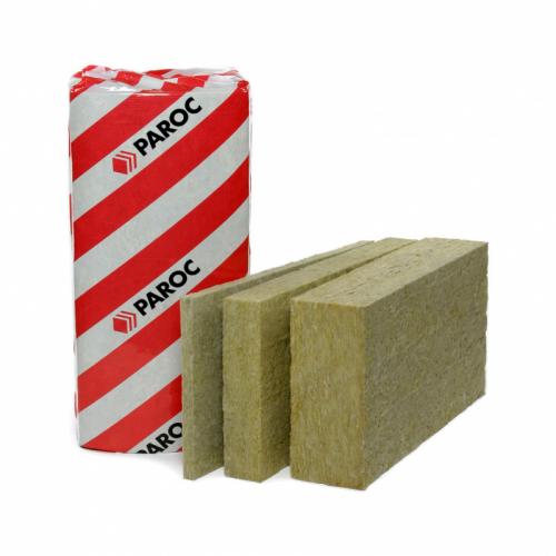 Paroc bygg og teknisk isolering