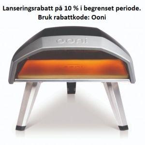 Pizzaovn, Koda, gassfyrt, fra Ooni