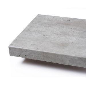 Benkeplate, Fibo lam 855 BT Oppdal, 29 x 4100 x 635 mm