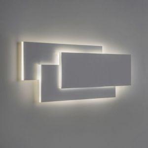 Astro lampe, Edge 560, LED, matt hvit