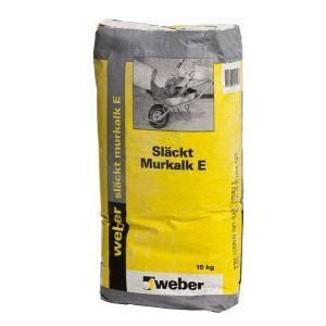Weber Tørrlesket hydratkalk -10 kg