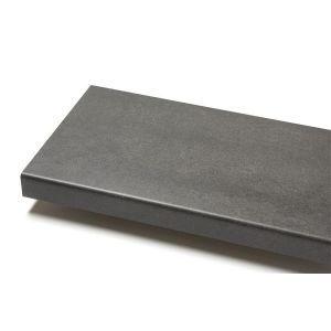 Benkeplate, Fibo lam 228 Q Mørk Betong, 29 x 4100 x 635 mm