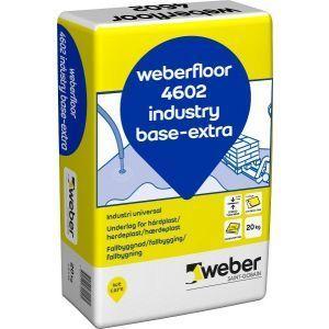 Weberfloor 4602 Industry Base Extra 20 kg