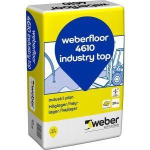 Weberfloor 4610 Industry Top 20 kg