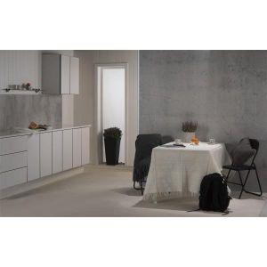 Kjøkkenplate, Fibo 8053-KM00 STN Lentini Grey, 11 x 620 x 580 mm