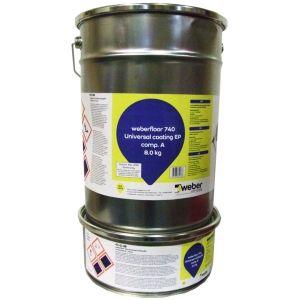 weberfloor 740 Universal coating EP - RAL 7032