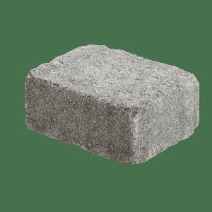 Rådhus Gråmix XL, 1/2 stein, tromlet, 6 cm tykkelse, fra Aaltvedt