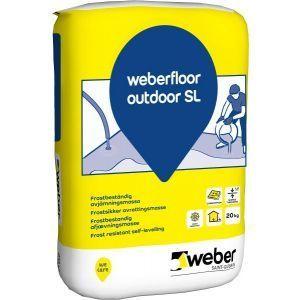Weberfloor Outdoor SL 20 kg