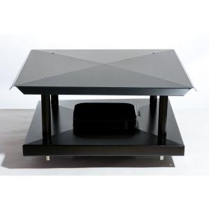 Leca Maxi Pipe, toppbeslag/pipehatt i stål (sort)
