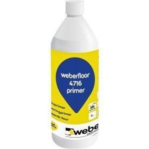 Weber floor, 4716 Primer 1liter