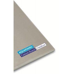 Aquapanel Outdoor, 900 x 1200 mm, ubrennbar sementbasert plate