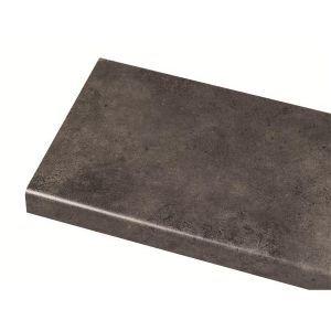 Benkeplate, Fibo lam 923 P Skifer, 29 x 4100 x 610 mm