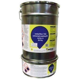 weberfloor 740 Universal coating EP - RAL 7035