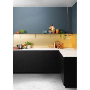 Kjøkkenplate, Fibo 5004-K00 Gold, 11 x 620 x 580 mm**