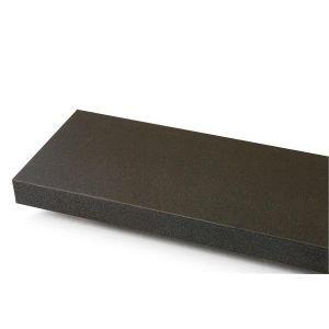 Benkeplate, Fibo lam 539 SM Supermatt Zink, 29 x 3020 x 610 mm