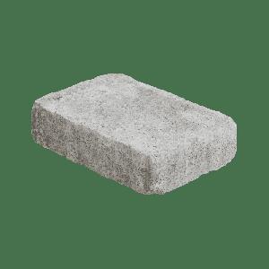 Rådhus belegningsstein, 5 cm tykkelse, 1/1 stein, Gråmix, fra Aaltvedt