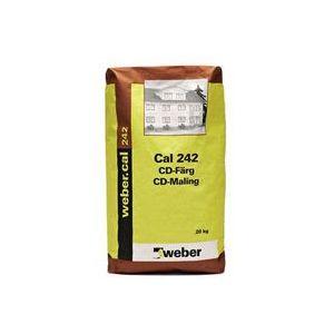 weber.cal 242 CD-maling, 20kg