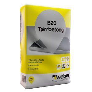 Weber B20 25kg