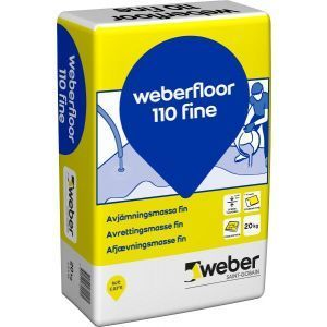 Weberfloor 110 Fine 20 kg