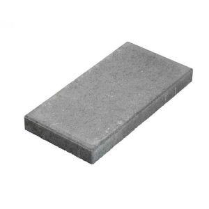 Helle, 50 x 25 x 5 cm, grå betongheller, fra Asak