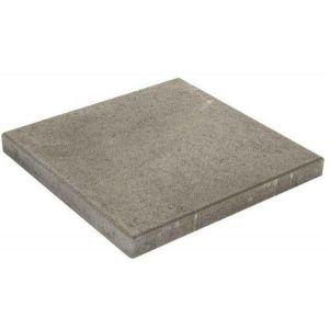 Helle, 50 x 50 x 5 cm, grå betongheller, fra Asak