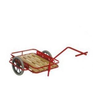 Varekjerre, Jonex, 2-hjuls, Lastekapasitet 150 kg