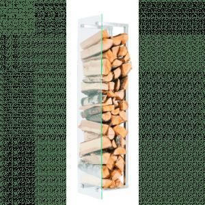 GLASS VEDSTABLER F/ VEGG