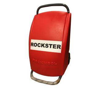 ROCKSTER, løsullmaskin for blåsing av blåseull