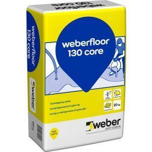 Weberfloor 130 Core 20 kg