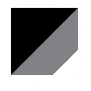 Helmin - Underlagsplate 1,5mm Emaljert Sort/Grå