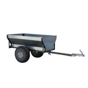 Varehenger, galvanisert, lastekapasitet 400 kg, m/tipp