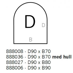 Underlagsplate Helmin