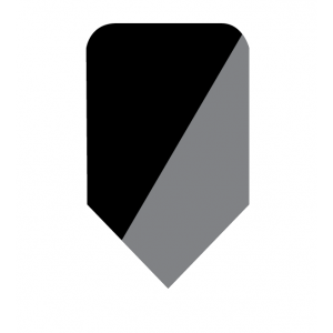 Underlagsplater emaljert sort/grå type H