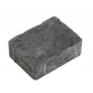 Akershusstein 1/2 stein, 10 x 13,5 x 5 cm, Gråmix