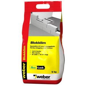 Weber Blokklim 5 kg