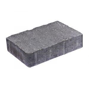 Akershusstein 1/1 stein, 20 x 13,5 x 5 cm, Gråmix, fra Asak