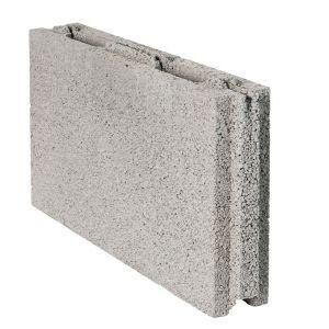 Leca Lettveggsblokk, 118mm