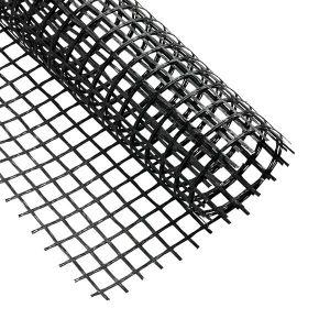 Armeringsnett Geonett for støttemur 55/30kN, i metermål, fra Asak