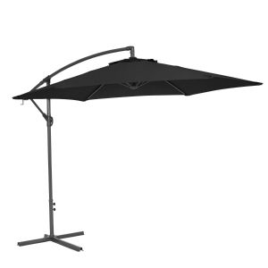 Banana parasoll svart
