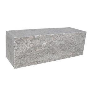 Granitt Murblokk 30x30 cm Kinesisk, Halv 50cm