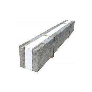 Leca Isobjelke komplett, BHL = 35x40x300 cm
