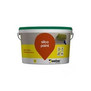 weber silco paint, hvit 15 kg