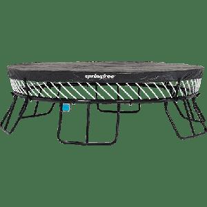 Presening / Trekk / Cover til Springfree trampoline