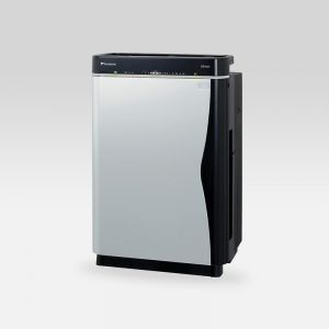 Luftrenser og luftfukter Daikin MCK75J og med Streamer technology Air Purifier. Stillegående.