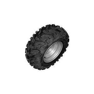 Dekk 22x11-10 til ATV, Komplett hjul med stålfelg.