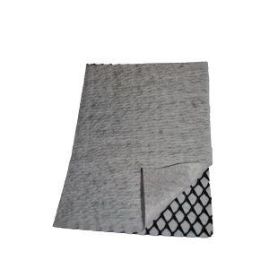 Dreneringsmatte, ensidig duk, 2 x 25 m, fra Asak