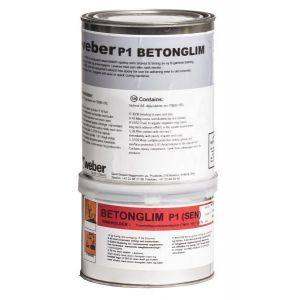 Weber Epoxylim, 2 komponent lim, 1 kg