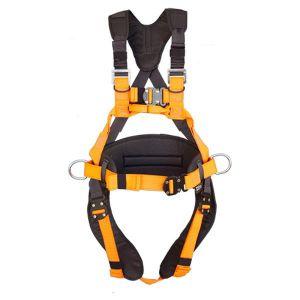 Fallsele / kroppssele med støttebelte og polstring