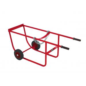 Fattralle, bukk med hjul, Jonex, 2-hjuls, Lastekapasitet 250 kg