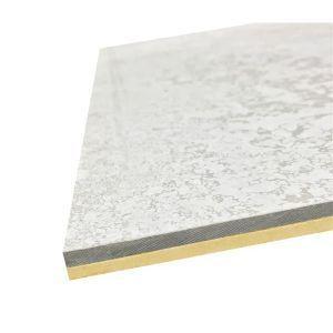 """Fibersementplate, str. 1200 x 600 mm, 12 mm tykkelse, """"kuldebrostopper"""""""